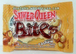 Silverqueen bites